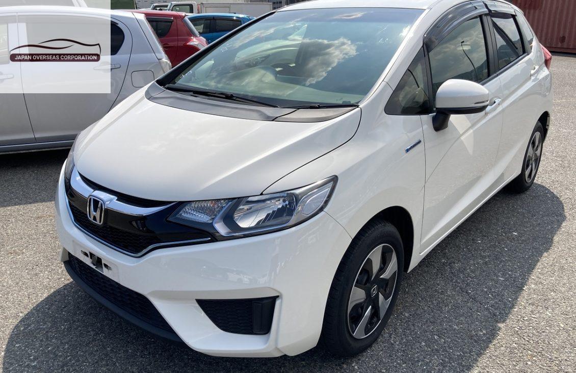Japan Overseas Corporation » Honda Fit HV 2016